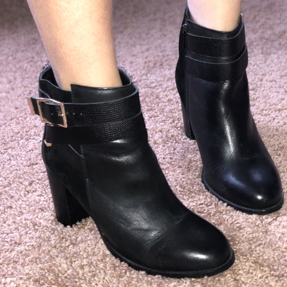 top brands discount sale better Topshop Harper Buckle Ankle Boot